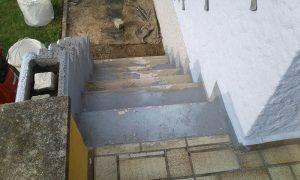 geru Treppenbeschichtung