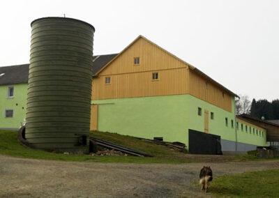 Bauernhof GERU Sanierung nachher