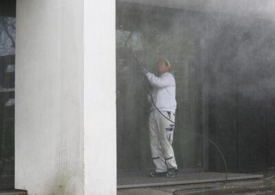Fassadenbeschichtung GERU