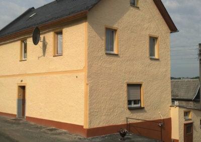 Fassadensanierung GERU nachher