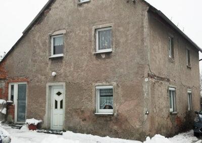 GERU Fassadensanierung vorher