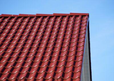 Geru Dachbeschichtung Dach erneuert