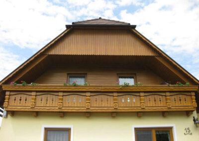 Holzschutz Haussanierung GERU